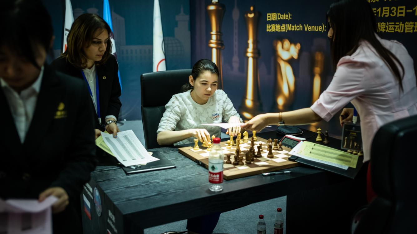 FIDE Women's World Championship: Goryachkina Strikes Back As Match Moves To Russia