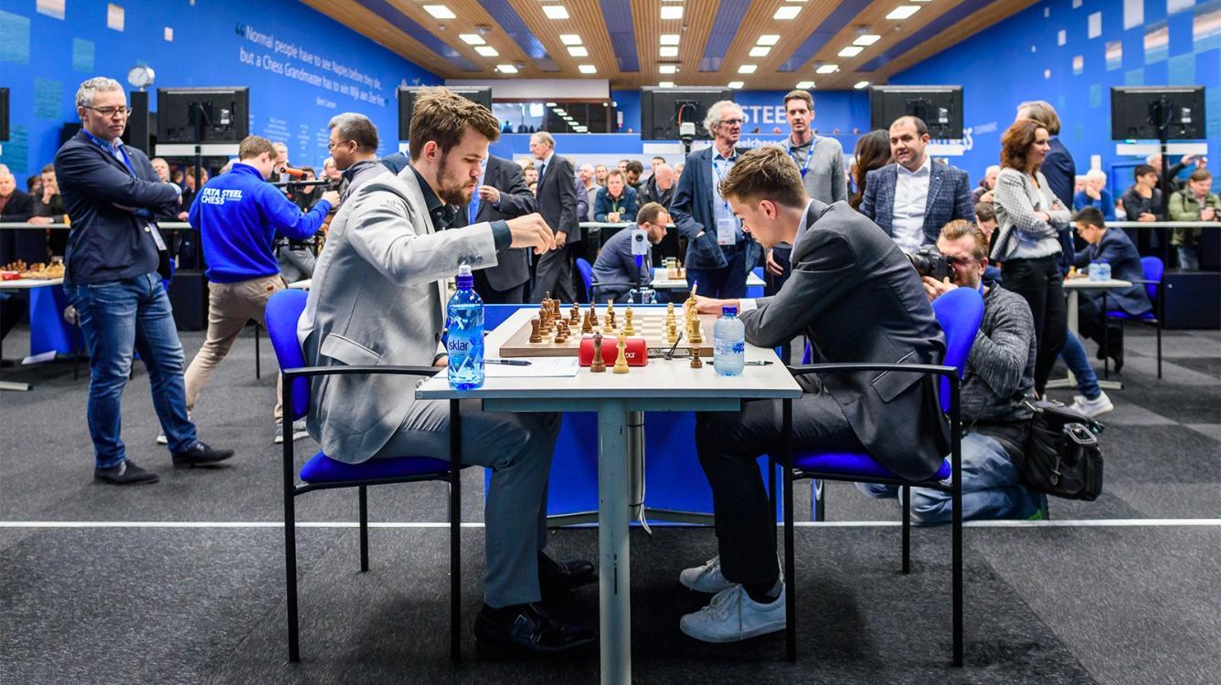 Tata Steel Chess: Carlsen Sets Unbeaten Record; So Leads