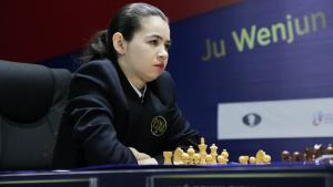 Goryachkina Wins Last Game To Force Playoff At FIDE Women's World Chess Championship