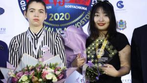 Ju Wenjun ist alte und neue Damen-Weltmeisterin