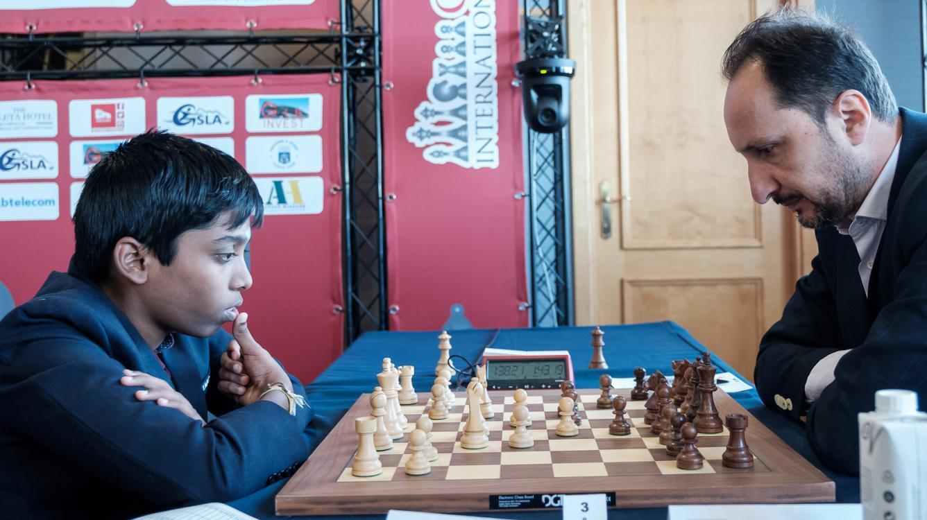 Young Guns Shine At Gibraltar Masters