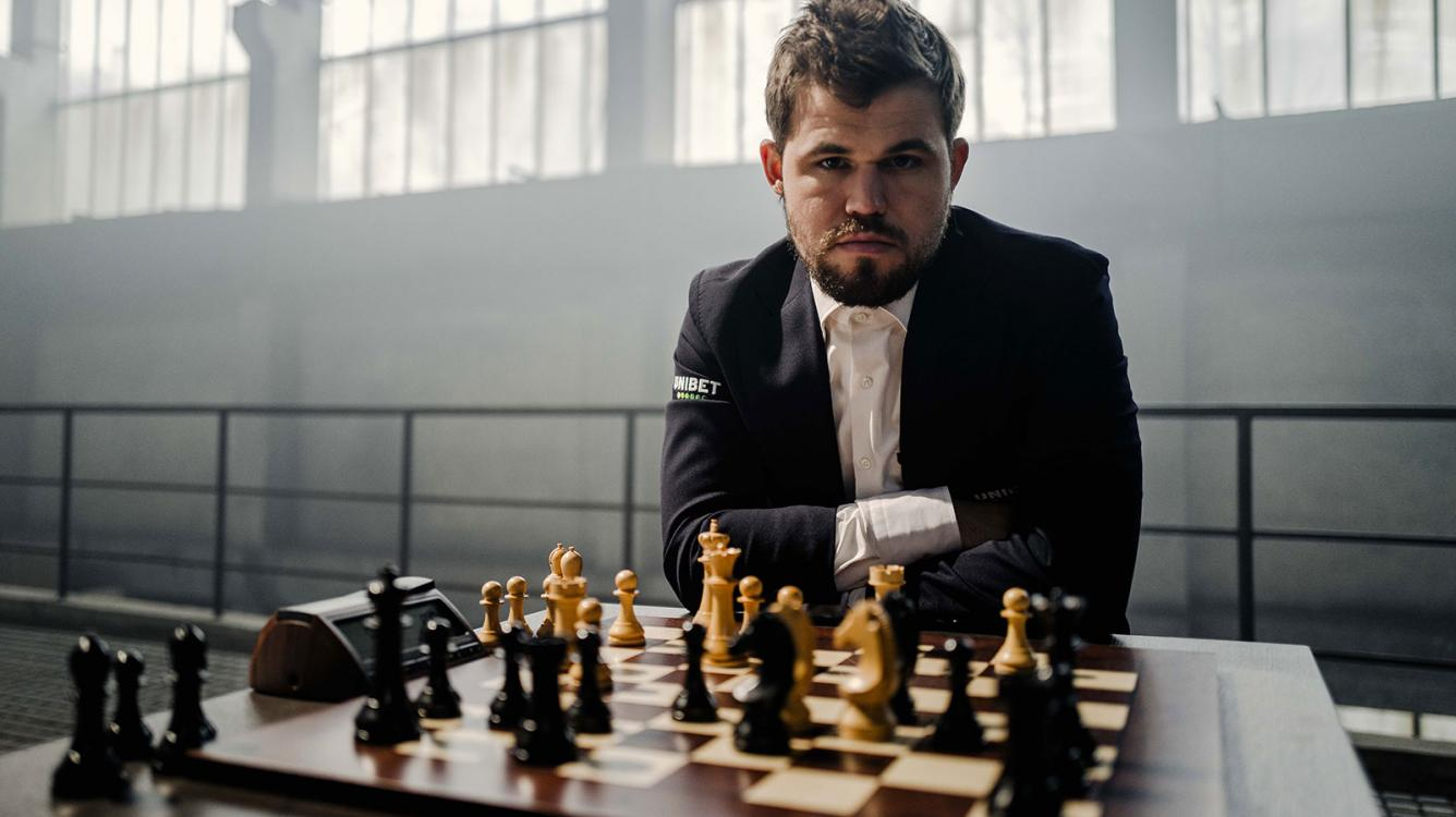 Carlsen Signs Sponsorship Deal With Unibet