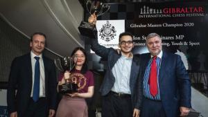 David Paravyan und Tan Zhongyi gewinnen das Gibraltar Masters