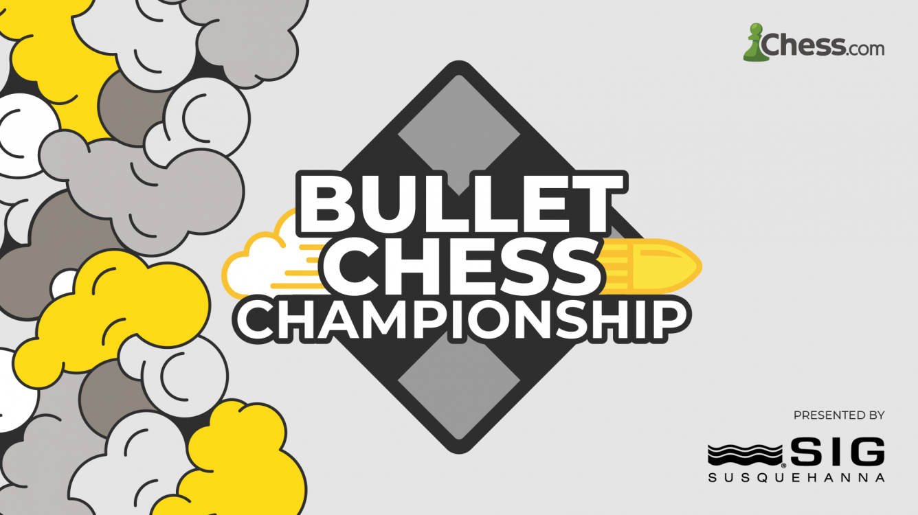 Chess.com Teams Up With SIG For 2021 Bullet Chess Championship