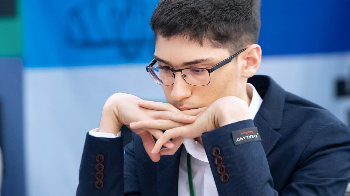 Prague Chess Festival R2: Firouzja Defends Instructive Endgame