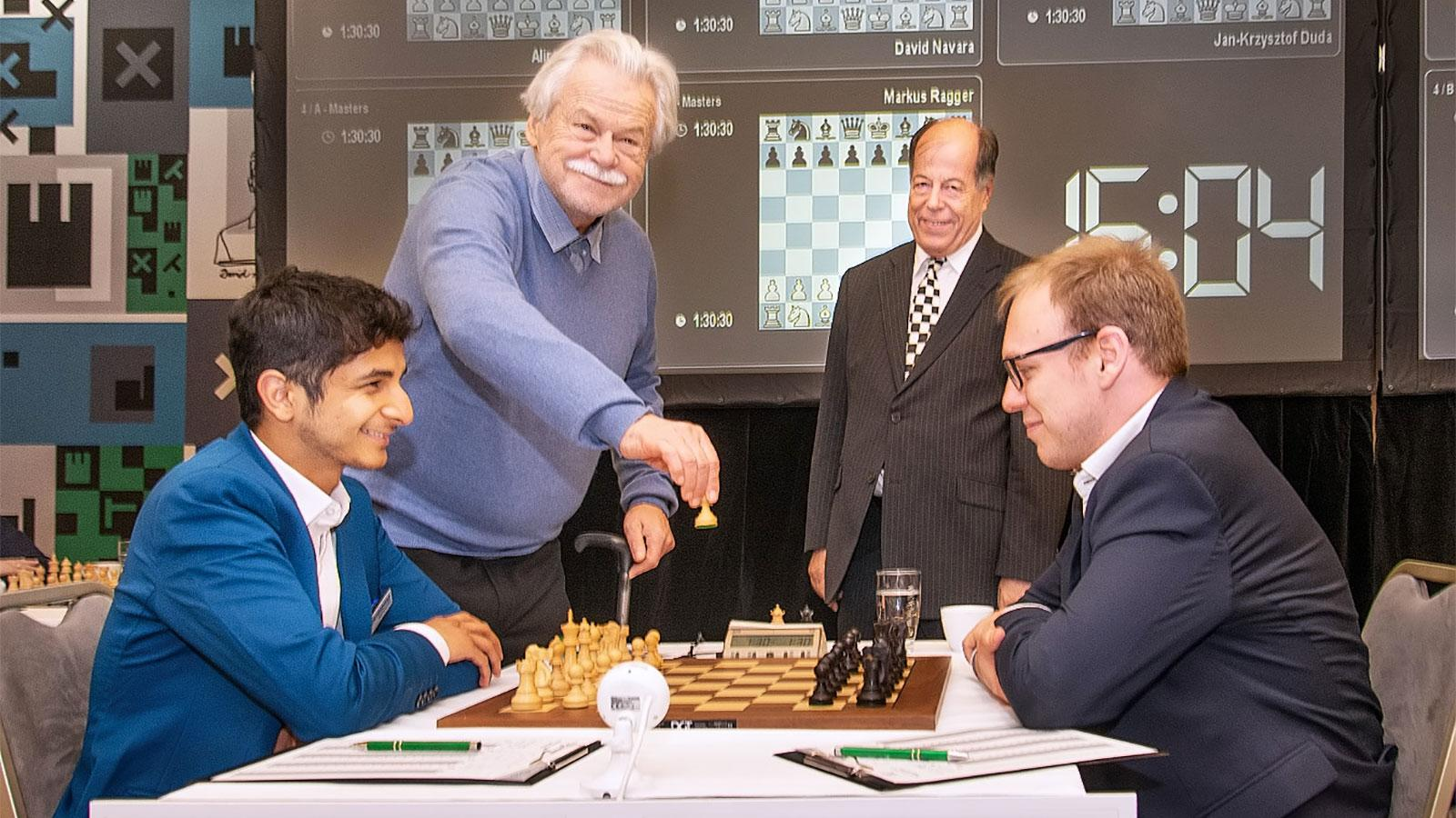 Prague Chess Festival R3: Vidit Grabs The Lead
