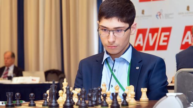 Firouzja Wins Prague Chess Festival Masters