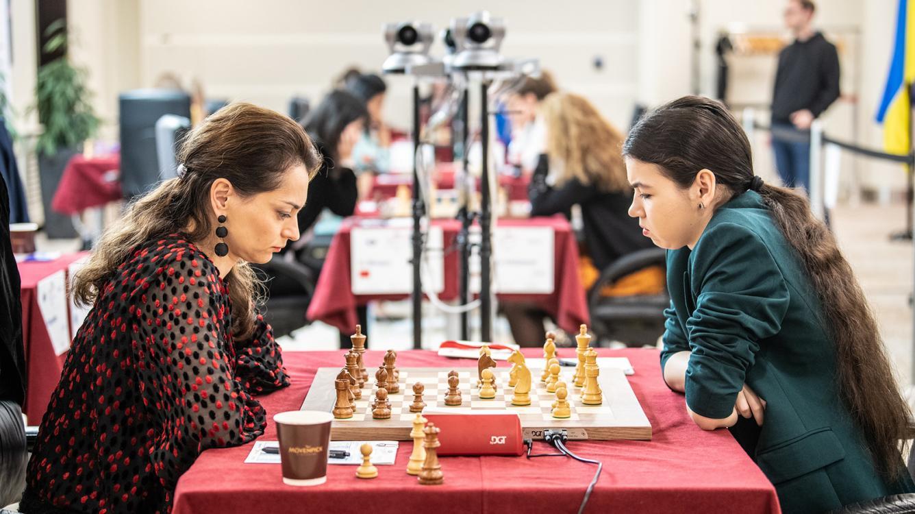 Lausanne Women's Grand Prix Day 2: Wins For Dzagnidze, Goryachkina