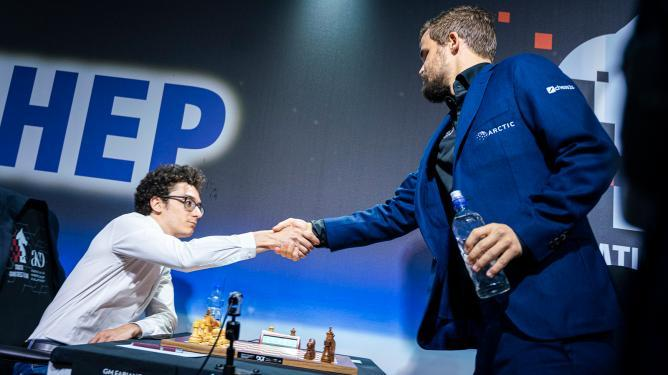 Coronavirus: Should Players Shake Hands Before A Chess Game?