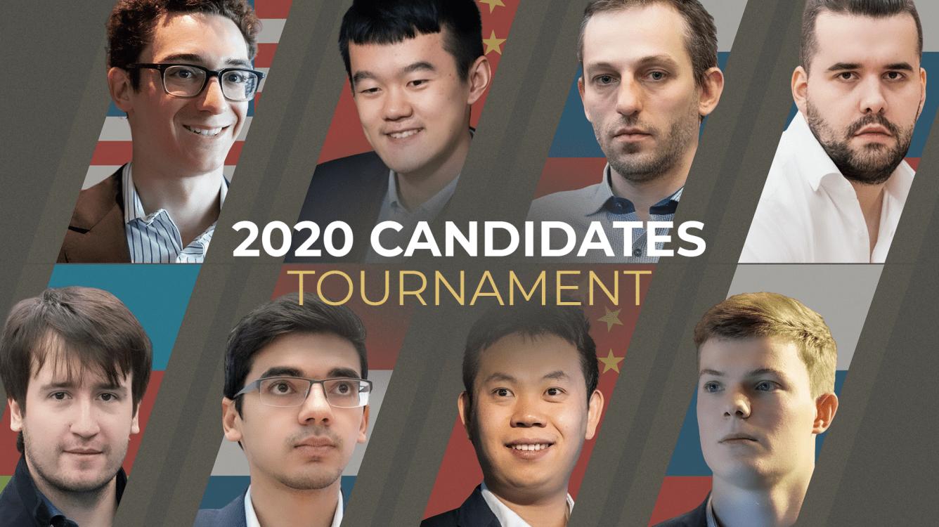 Quem Vencerá o Torneio de Candidatos da FIDE?