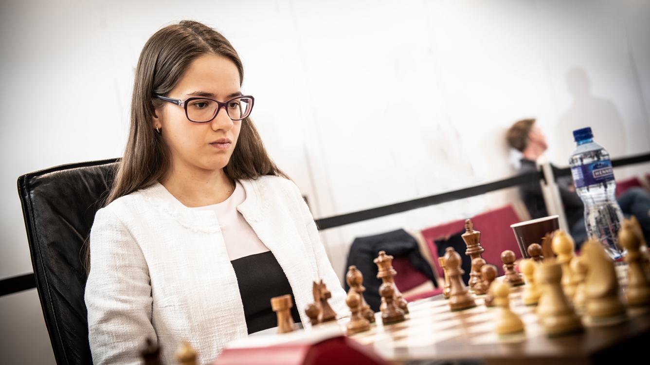 Lausanne Women's Grand Prix Day 6: Kashlinskaya Joins Leaders