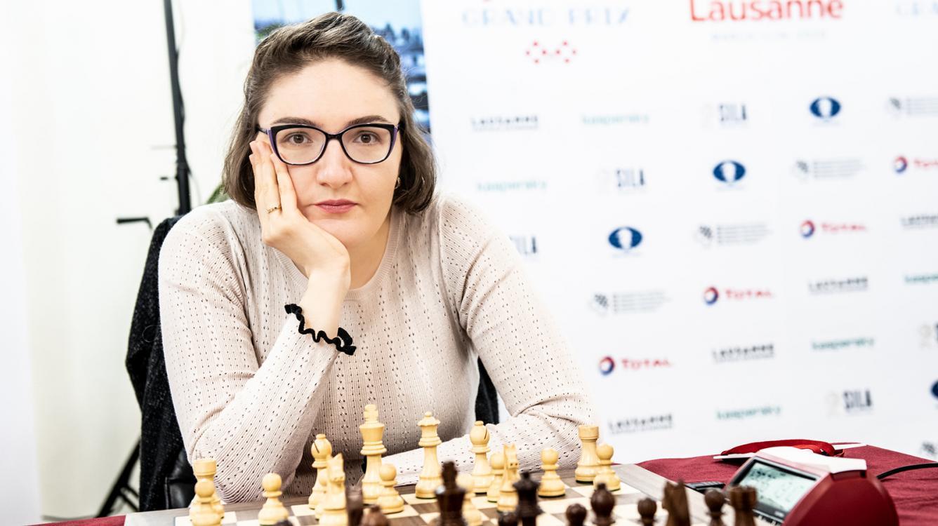 Lausanne Women's Grand Prix Day 8: Dzagnidze Is Back