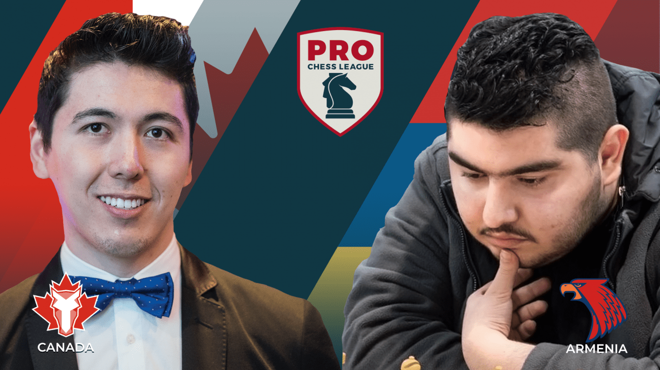 PRO Chess League Quarterfinals: Armenia, Canada Advance To Finals