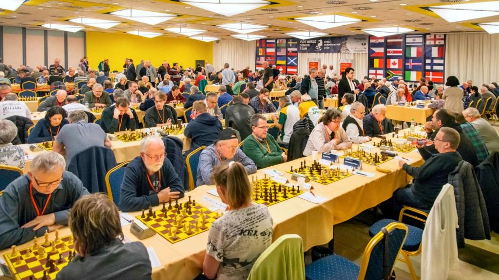 USA, Russia Win As World Team Chess Championship Ends Prematurely