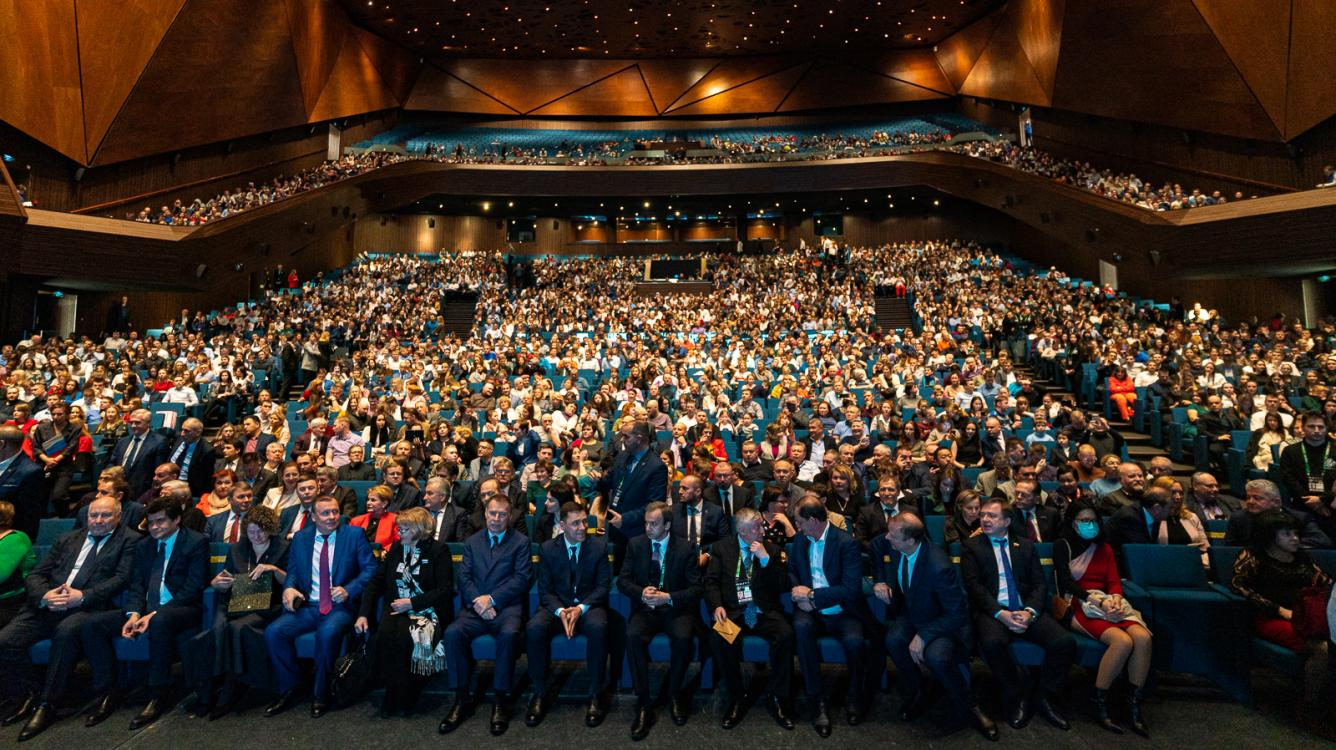 FIDE Candidates Opening Ceremony