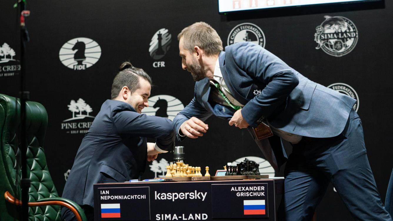 FIDE Candidates Tournament: 4 Leaders As Ding Liren Loses Again
