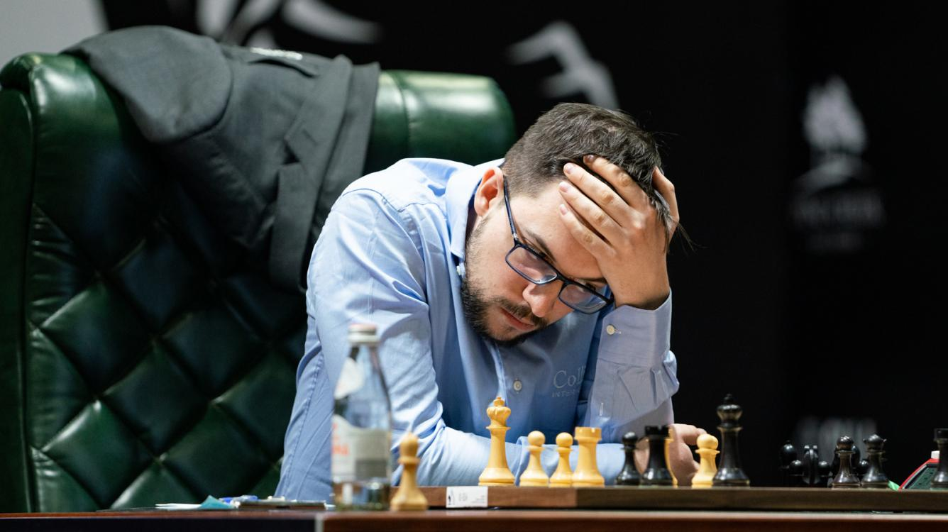 FIDE Candidates Tournament R4: Vachier-Lagrave Misses Big Chance