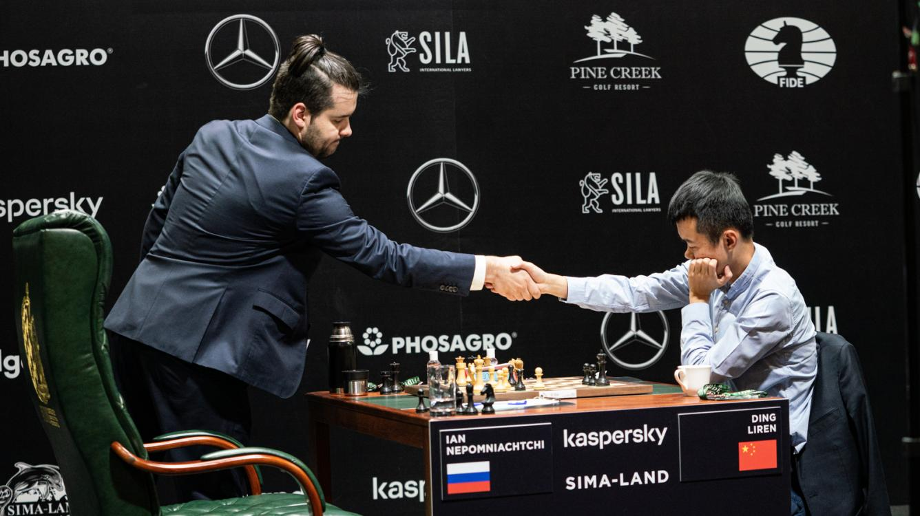 FIDE Candidates Tournament: Nepomniachtchi Increases Lead, Giri Beats Alekseenko