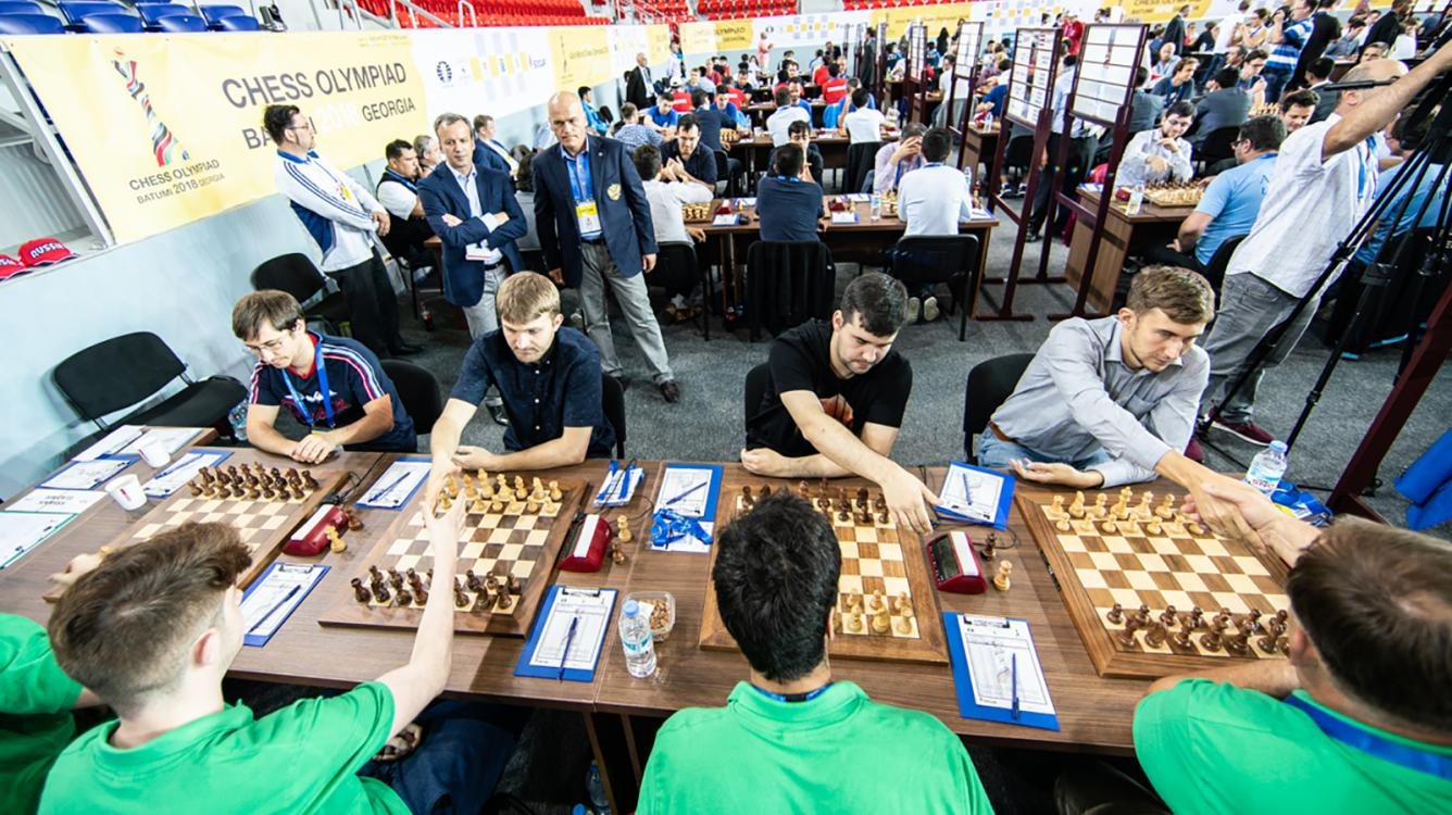 FIDE Postpones Chess Olympiad To 2021