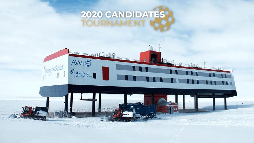 Torneio de Candidatos da FIDE Recomeçará Daqui Duas Semanas na Antártica