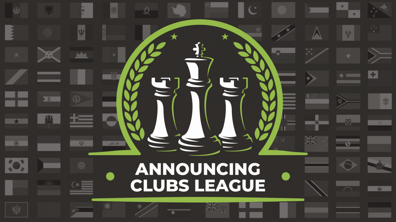Announcing Chess.com's Official Clubs League