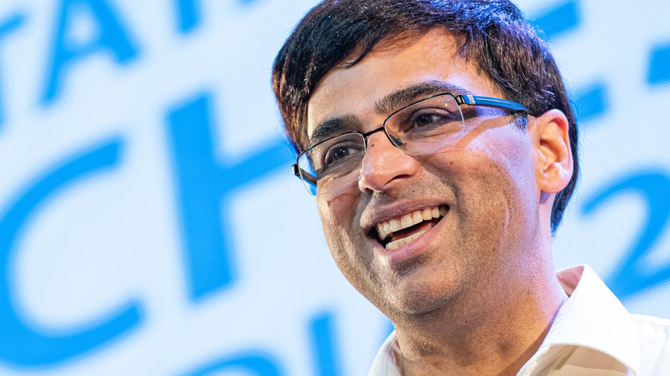 Still Stuck In Germany, Anand Joins COVID-19 Initiatives