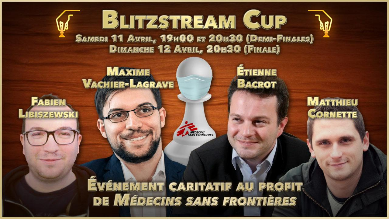 Blitzstream Cup Raises 11,250 Euros For Doctors Without Borders