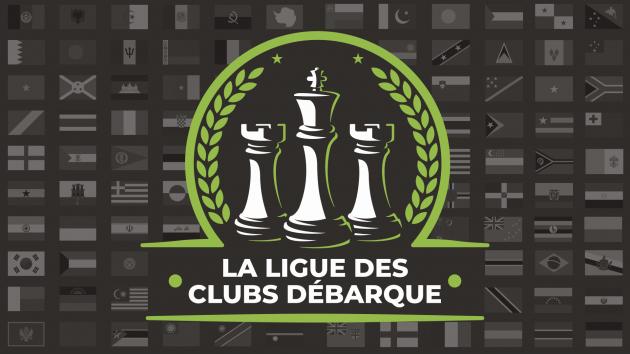 La Ligue des clubs débarque sur Chess.com !
