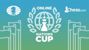La FIDE et Chess.com s'associent pour créer la Coupe des Nations en ligne !