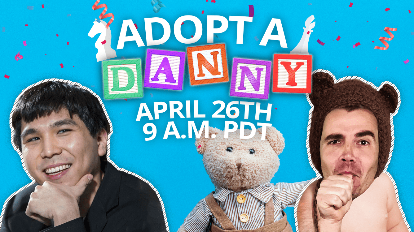 Adopt-A-Danny Set To Return This Sunday With Wesley So
