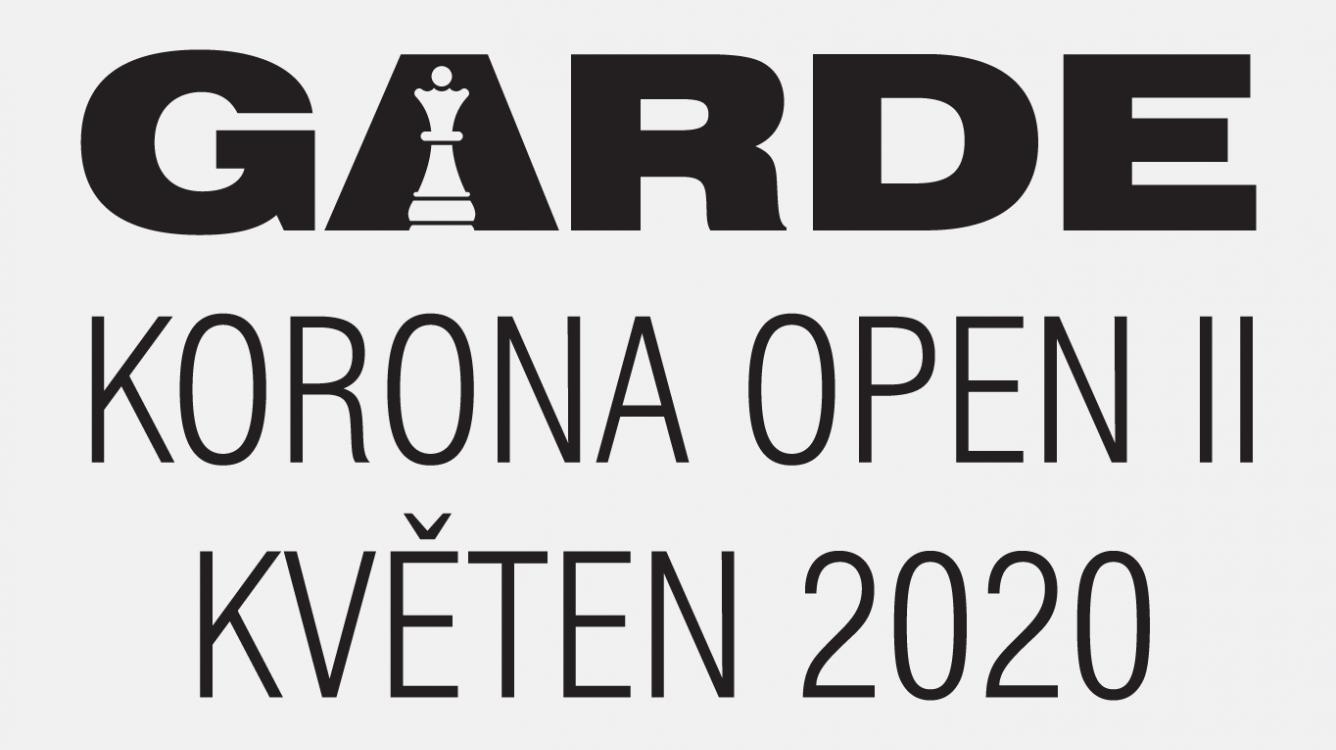 GARDE KORONA OPEN - Květen 2020