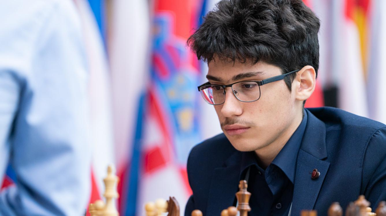 Firouzja Wins Chessbrah Invitational