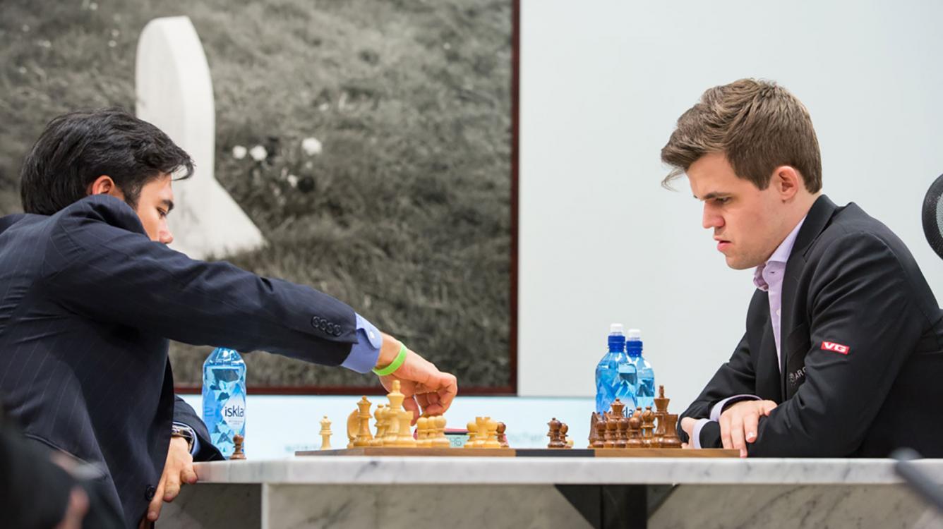 Lindores Abbey: Carlsen Through To Semis As Karjakin Miraculously Survives