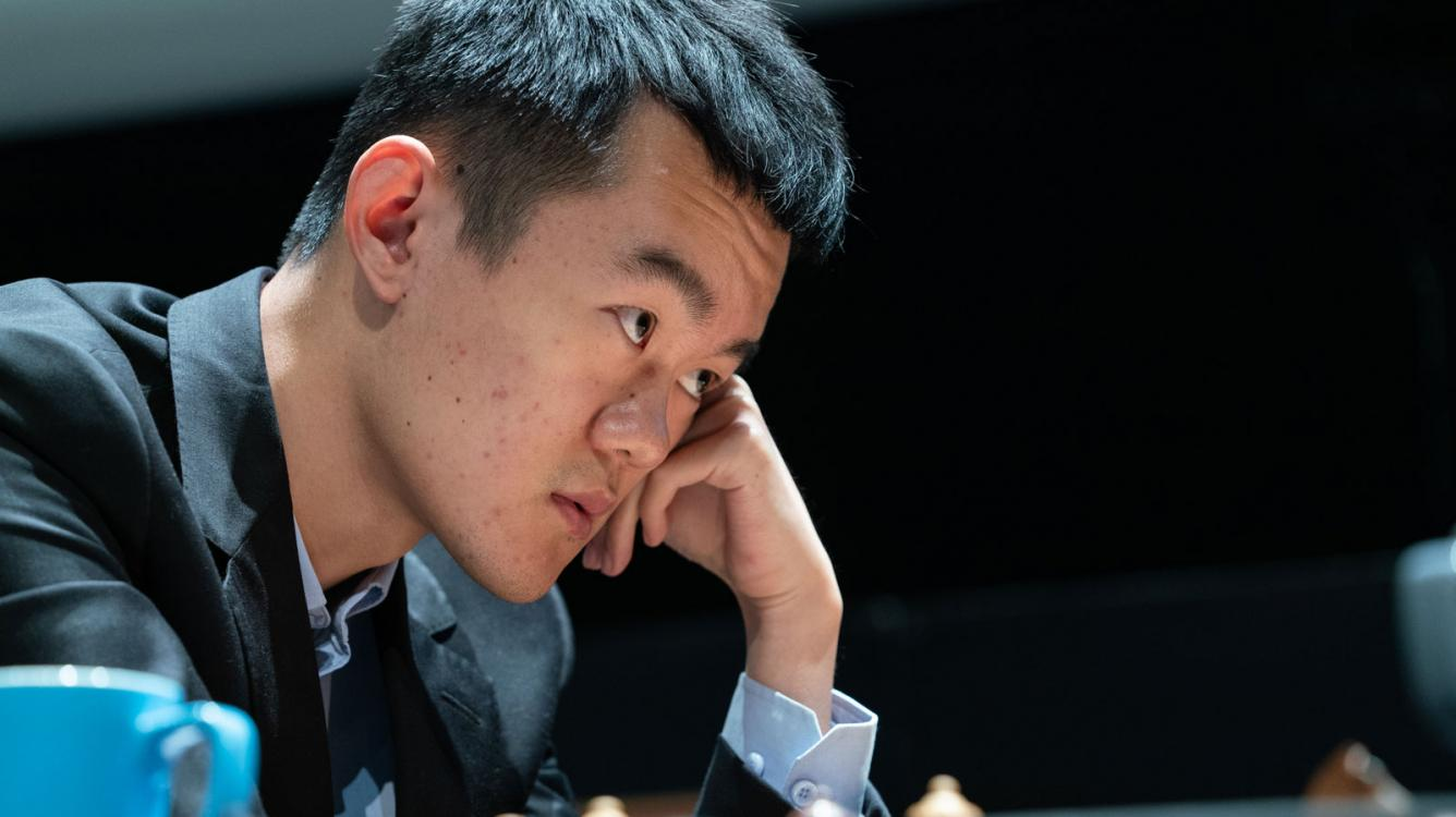 Ding, Dubov Qualify For Lindores Abbey Semifinals