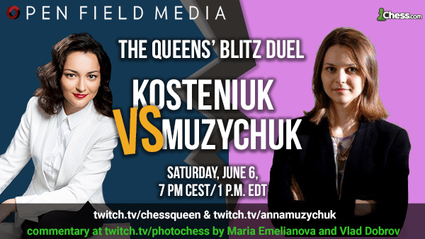 Queens' Blitz Battle on Saturday