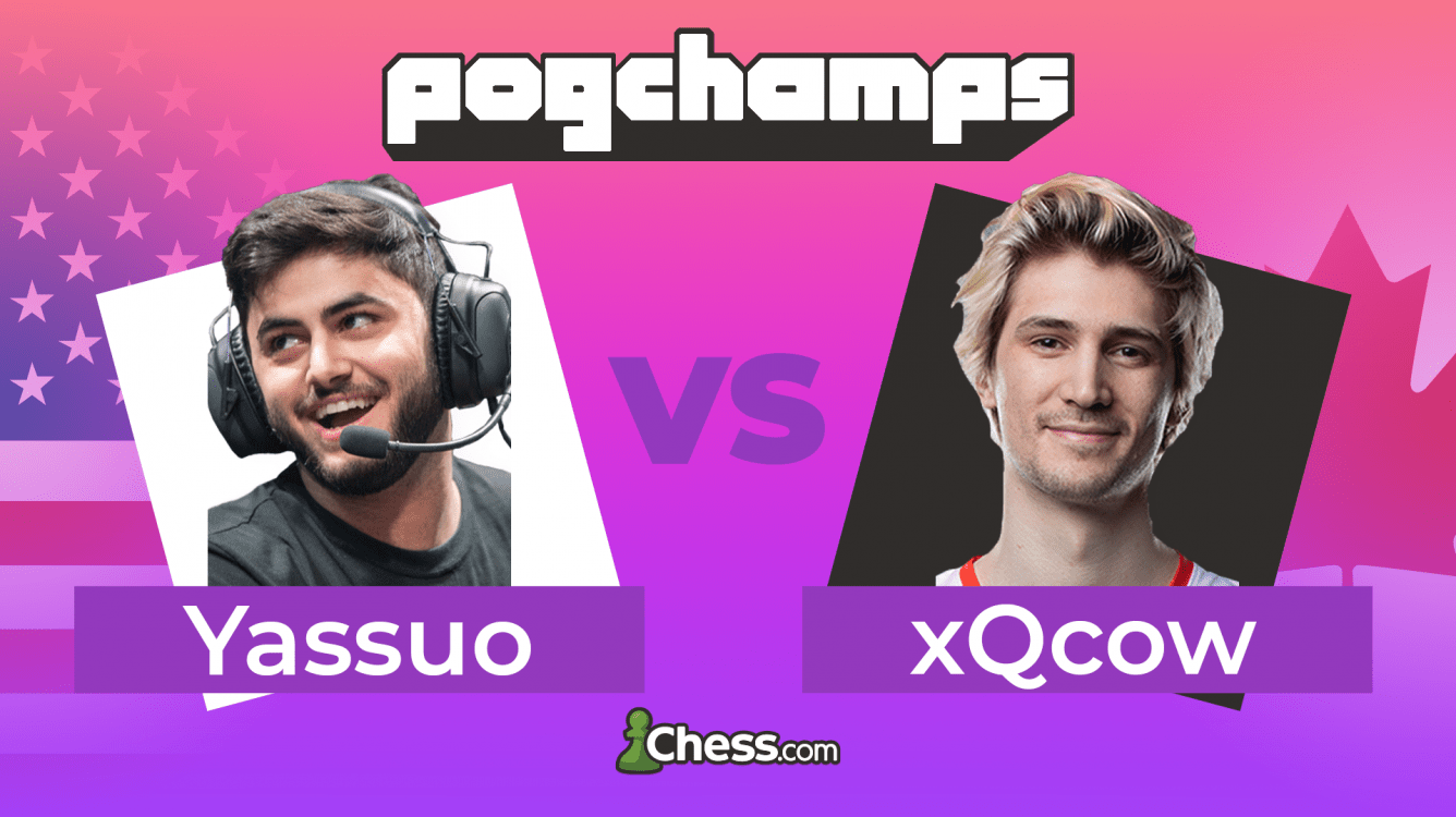 Chess.com PogChamps: NymN, Yassuo Score Wins In Key Group Stage Clashes