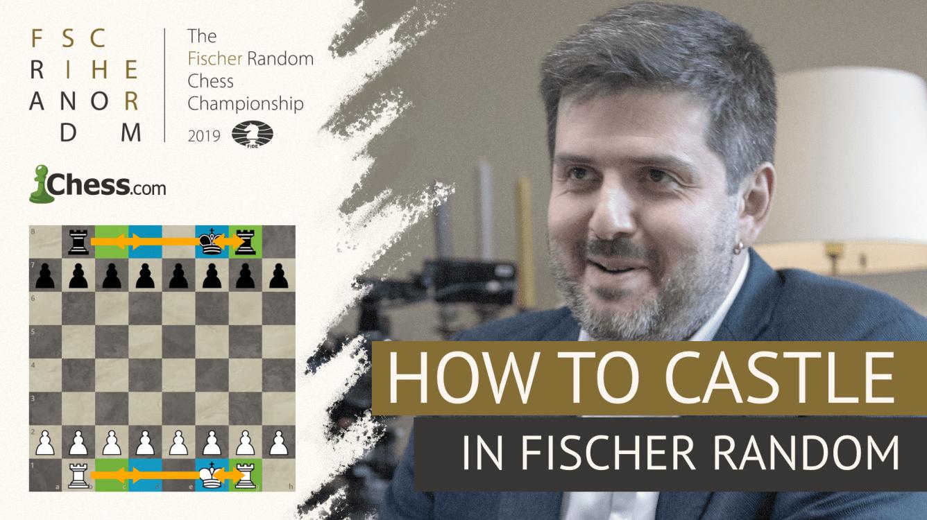 Chess 960 this Sunday