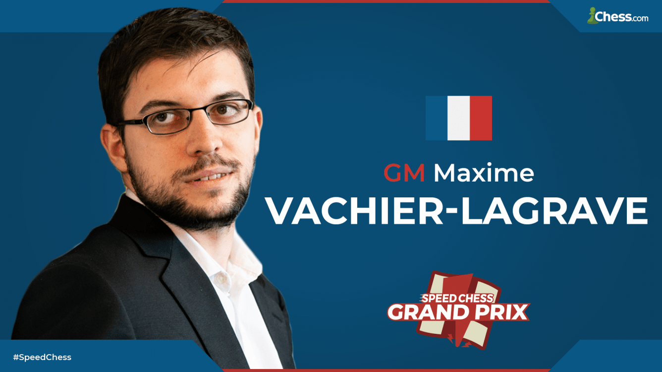 Vachier-Lagrave Beats Firouzja To Clinch Speed Chess Championship Grand Prix