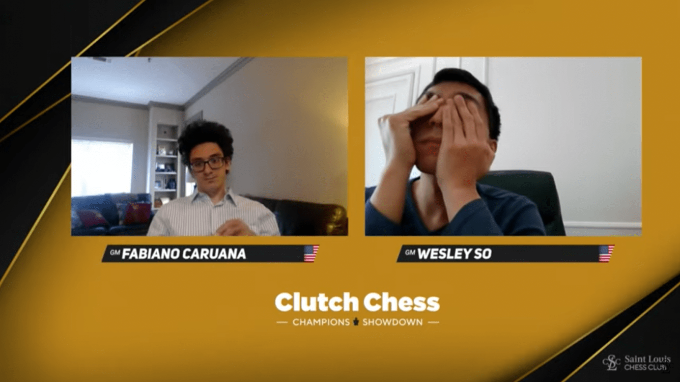 Carlsen, Caruana Reach Clutch Chess Final