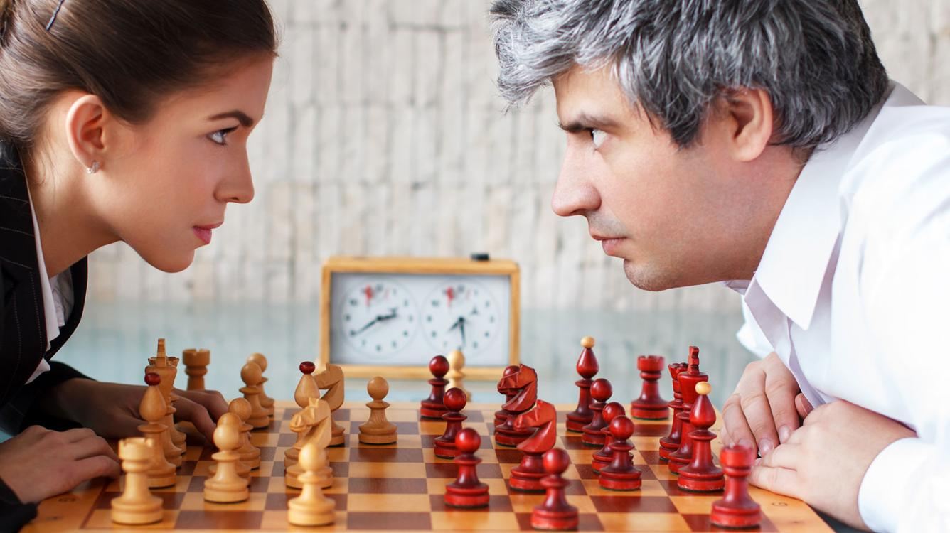 Women Perform Worse When Playing Men, New Study Shows