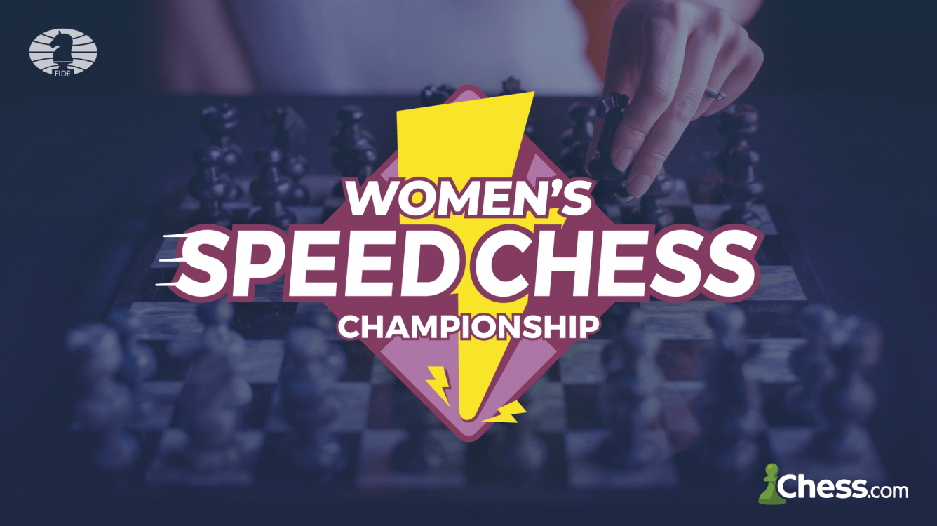 FIDE Chess.com Women's Speed Chess Championship Qualifier Results