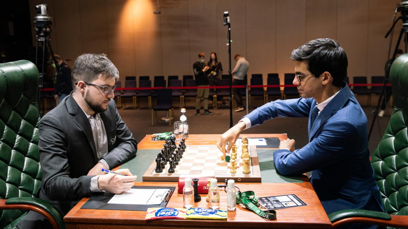 Giri, Vachier-Lagrave Lead Chessable Masters B Group