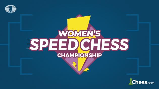 Women's Speed Chess Grand Prix Leg 1 Results