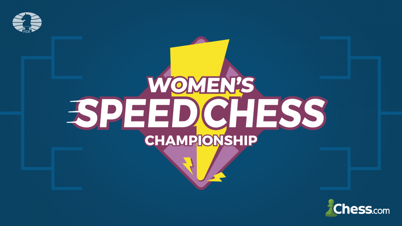 Women's Speed Chess Grand Prix Leg 1 Results