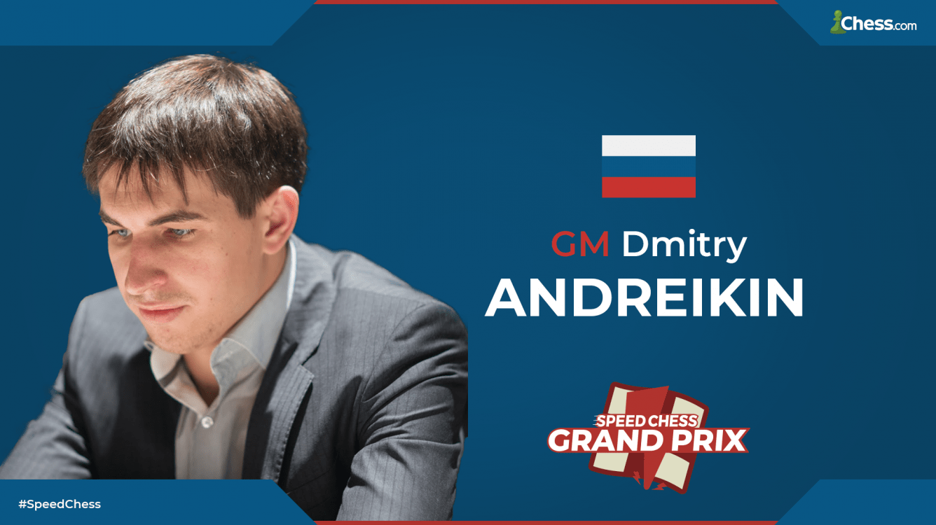 Andreikin Wins 4th Speed Chess Grand Prix