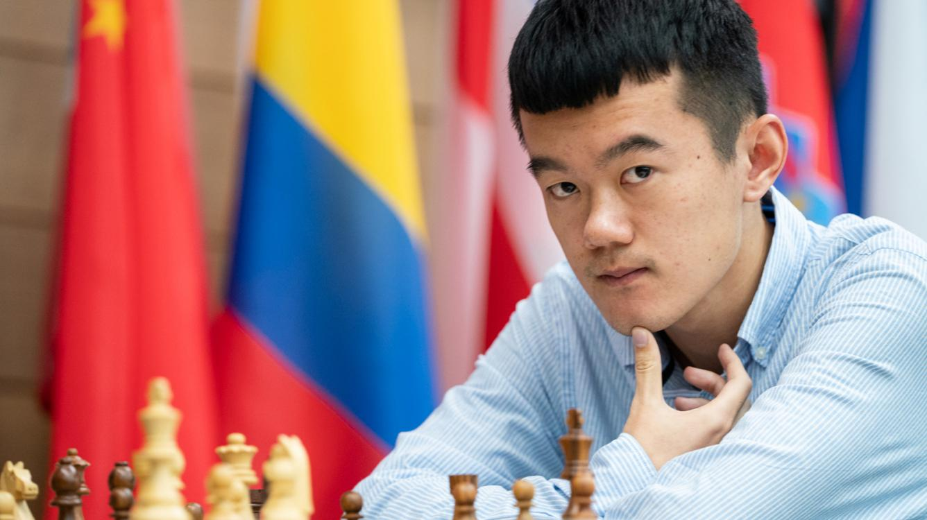 Chessable Masters: Ding Beats Nakamura To Set Up Clash With Carlsen