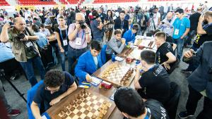 FIDE Pushes For Diversity With Online Chess Olympiad