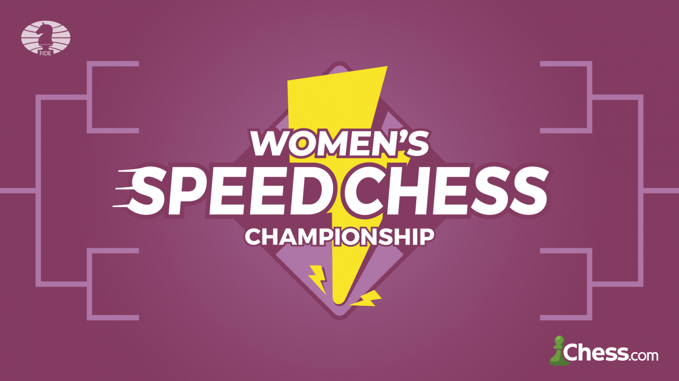 Women's Speed Chess Grand Prix Leg 2 Results