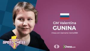 Gunina gana el segundo GP del Speed Chess Femenino