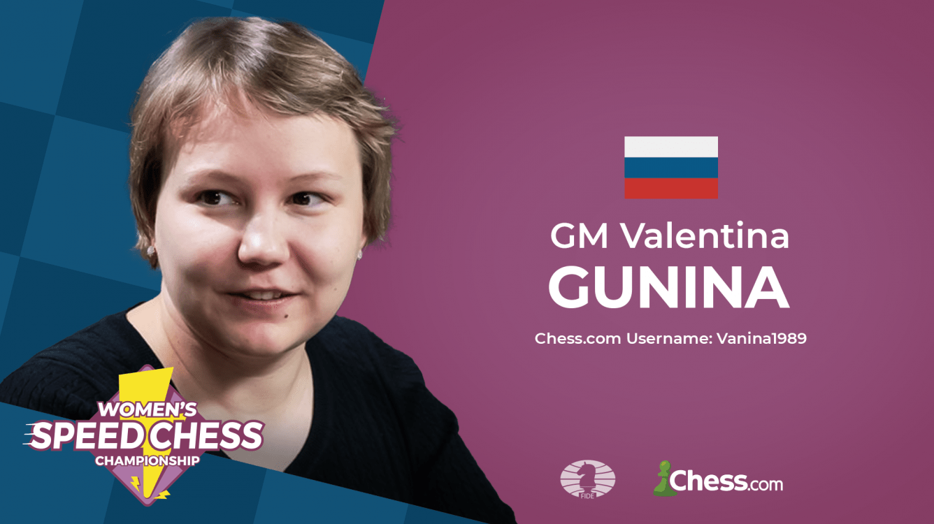 Gunina gana el segundo GP del Speed Chess Femenino